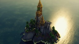 Island of the Wizard Minecraft Project