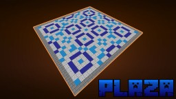 Plaza 26x26 Minecraft Map & Project