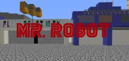 Mr. Robot - Fsociety Arcade, Elliot's Apartment, and more! Minecraft Map & Project