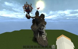 Cogwork Tower Minecraft Project