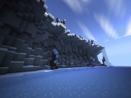 Winter Paradise Minecraft Map & Project