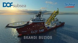 PLSV. Skandi Buzios. [Scale 1:1] Minecraft Project