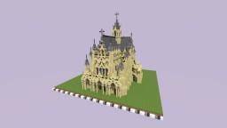 Basilique Saint-Urbain de Troyes Minecraft