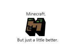 Minecraft Except Better 1.10.1 {REQUIRES OPTIFINE} Minecraft Texture Pack