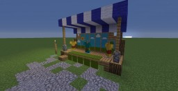 Traveling Fair Stage Minecraft Map & Project