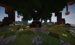 Faction hub Minecraft Map & Project