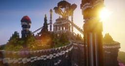 Builder+ rank build (cubed creative) Minecraft Project