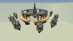 Skywars map Desert Temple Minecraft Map & Project