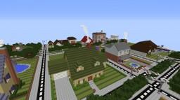 Cartoon City Minecraft Map & Project
