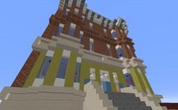 Newark Style Quad Unite Rowhouse Apt. Minecraft Map & Project