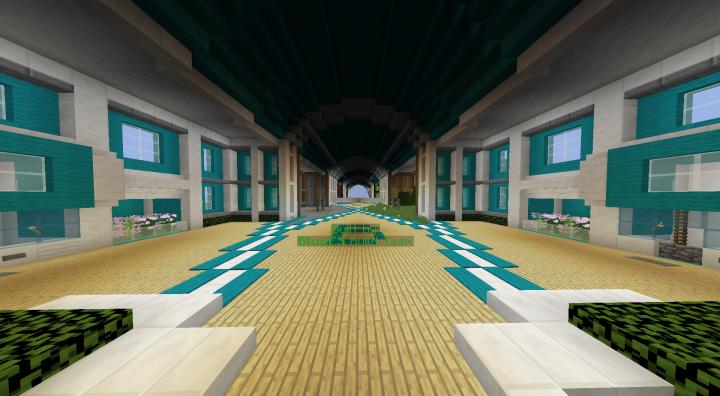 Parkour world 1s Lobby