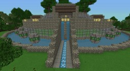 Fort Sanctuary Minecraft Map & Project