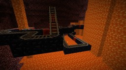 Ultimate Roller coaster with Ticket Machine! Minecraft Project