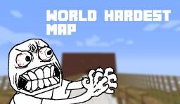 World Hardest Map! Minecraft Map & Project