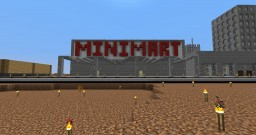Super Duper Mini Mart Minecraft Project