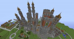 My Old World Minecraft Project