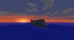 USS America, sister of USS Columbus (download) Minecraft Project