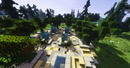 Little Spawn for server Minecraft Project