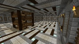 Large Multi-Level Bunker Minecraft Project