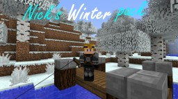 Nick_'s Winter Resource Pack Minecraft Texture Pack