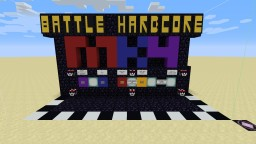 Battle Hardcore MK4 Minecraft Map & Project