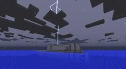 USS Atlantic, the 3rd sister (submarine) Full interior Minecraft Project