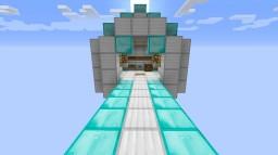 Ultimate Diamond Jump!!! Minecraft Project