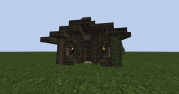 Leaf Cottage Minecraft Project
