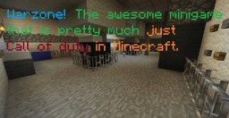 Warzone [Multiplayer (Basically cod in minecraft), Will be updated when 1.13 comes out) Minecraft Map & Project