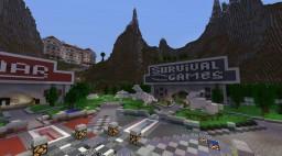 1.12 PvP Survivalgames events each week buy a hotel room! Minecraft