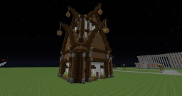 a new house idea i'm building Minecraft Project