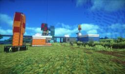 Galaxycraft Civilization + Skywatch Hub Minecraft Project