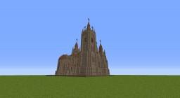 Church 1 / Kościół nr1 Minecraft Map & Project