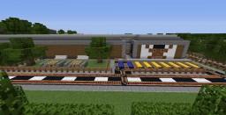 FNAF all maps + custom Minecraft Project