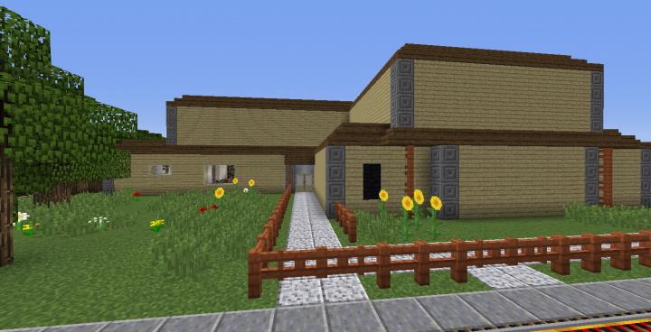FNAF 4 House