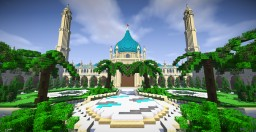 Arabic Lobby Minecraft Map & Project