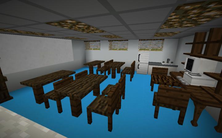A Standard Classroom