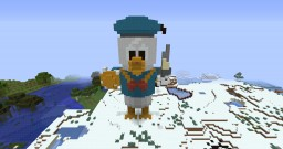 Donald Ducko Making Grilled Cheese (cuz why not?) Minecraft Project