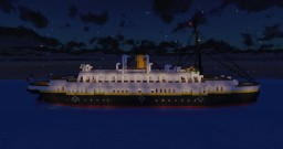 SS NOMADIC 1911 Minecraft Map & Project