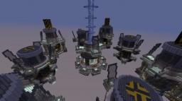 MegaBeacon Bedwars Team Map 3v3v3v3 4v4v4v4 Minecraft Map & Project