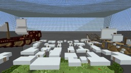 Airship Battle Royal (MCPE Only) Minecraft Project