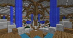 Factions Base 3x3 Minecraft Project