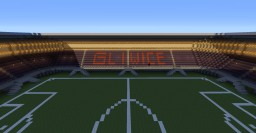 Stadium Piast Gliwice +SAVE Minecraft