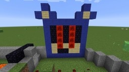 Sonic.EXE in Minecraft Minecraft Project