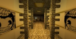 Bendy and the Ink Machine Map Minecraft Project