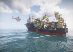 Deep Sea Explorer Ship Minecraft Project