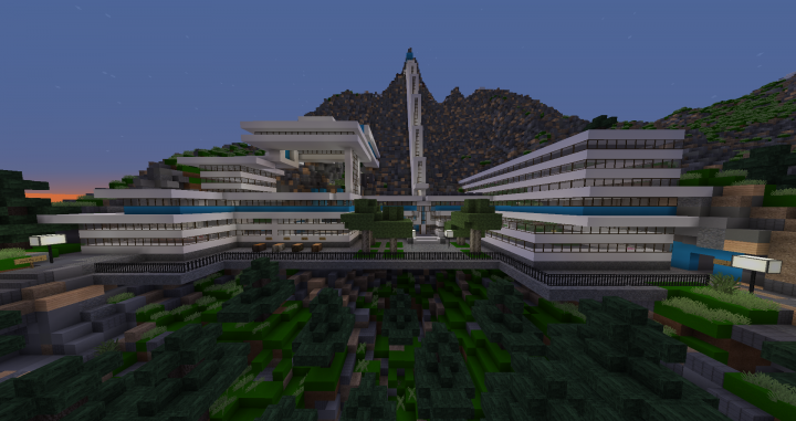 International Institute of Mining, Forestry and Fauna Minecraft Project