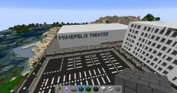 #GNT2# Minepolis Movie Theater Minecraft Project