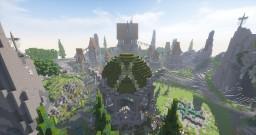 BlocksMC server spawn Minecraft Project