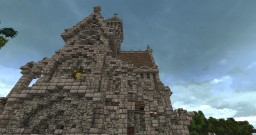 Kathedrale von Steiningen - Cultcraft.de Minecraft Map & Project